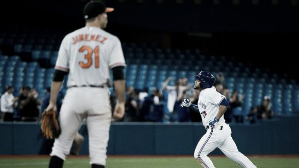 Rookie Devon Travis Makes The Difference As Jays Double Up On Orioles