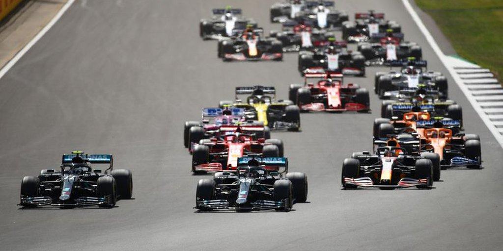 """Los """"Tokens"""" están de vuelta en la F1"""