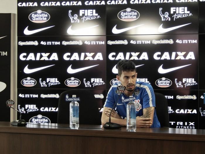Pedro Henrique exalta confiança de Oswaldo para retomar boa fase da zaga do Corinthians