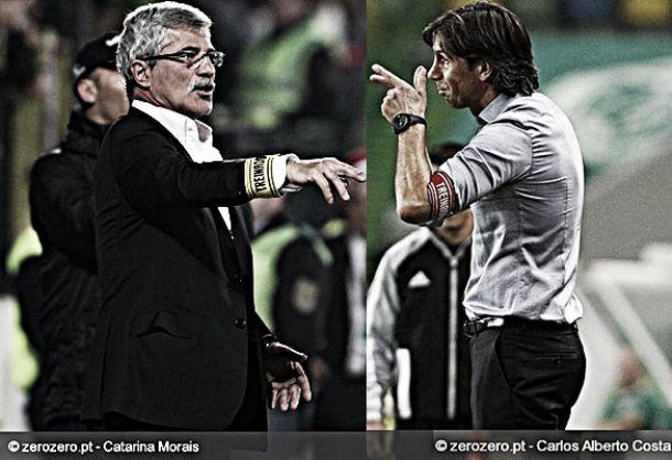 Paulo Alves e Henrique Calisto abraçam novos desafios