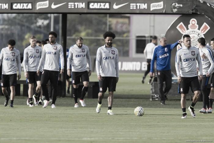 Em meio a indefinições, Tite sinaliza Corinthians para clássico com Palmeiras