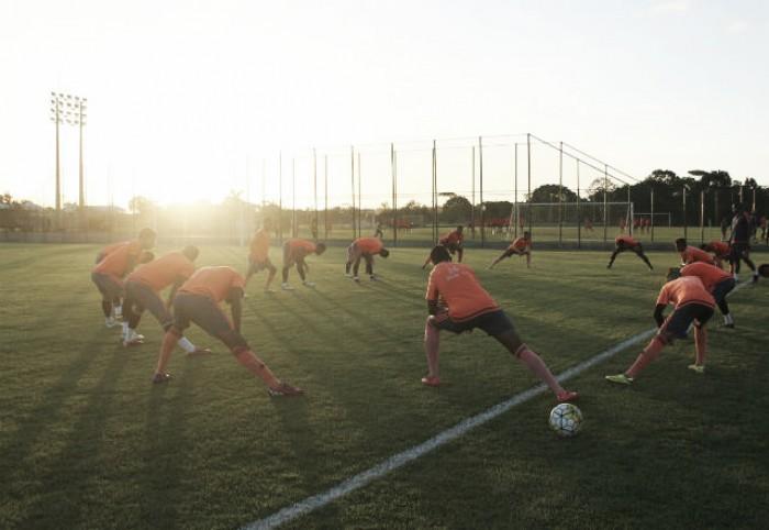 Sport inicia preparações para confronto contra Coritiba