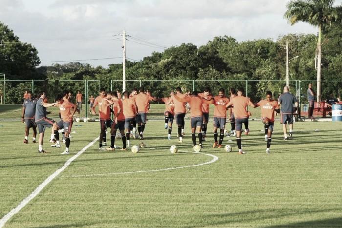 Sport se reapresenta e inicia preparação para encarar o Botafogo
