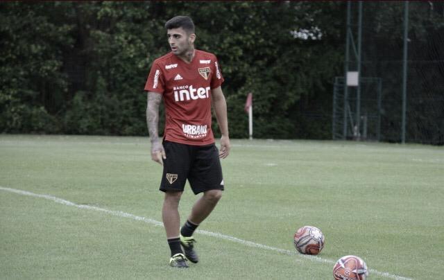 Pensando no clássico, São Paulo retorna aos treinos com cinco novidades