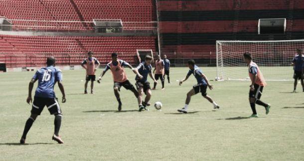 Com o retorno de Wendel e sem Rodrigo Mancha, Sport finaliza trabalhos em Recife