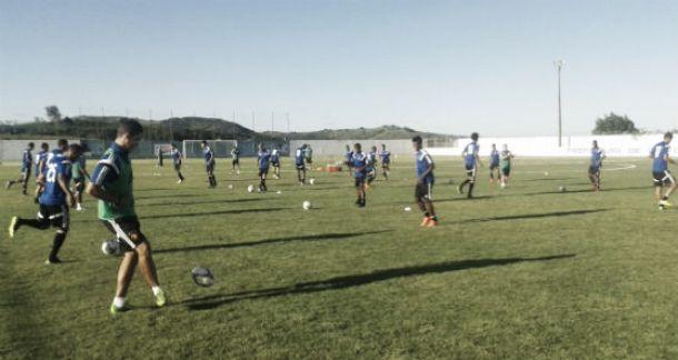 Em Chã Grande, intertemporada do Sport segue intensa com treinos em dois períodos