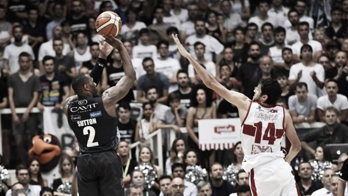 Basket Serie A, Trento affossa Milano e vola in finale