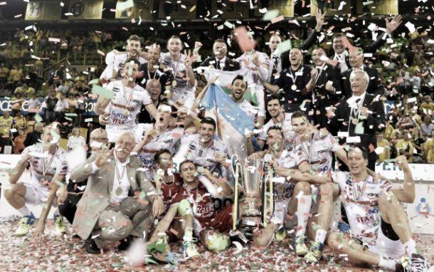 La Trentino Volley conquista uno scudetto tanto inaspettato quanto meritato