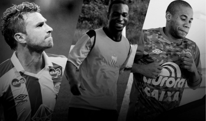 Ceará anuncia Rafael Pereira, Luiz Otávio e Everton Silva como reforços para 2017