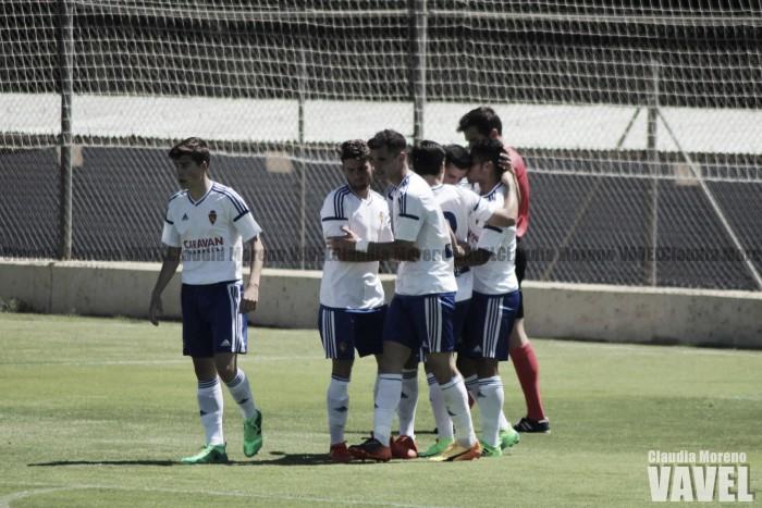 Última victoria en Liga para el Deportivo Aragón