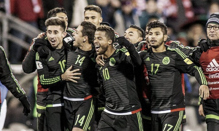 Mexico announce roster for friendly against Iceland