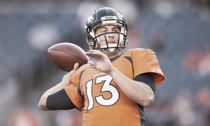 Trevor Siemian é anunciado como quarterback titular dos Broncos para temporada regular da NFL