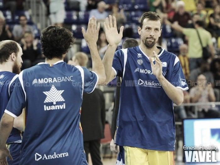 Exverdinegros por la Liga Endesa (V): Jordi Trias