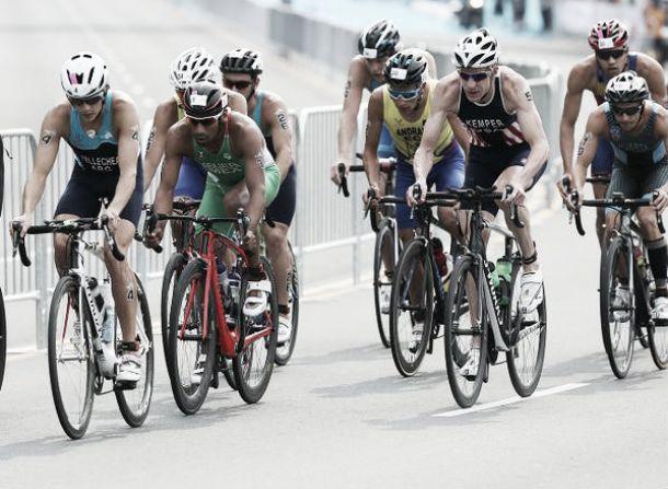 México busca seguir sumando puntos en triatlón de cara a Río 2016