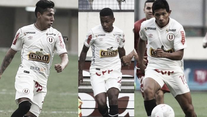 Universitario de Deportes: El temible tridente con el que la Selección Peruana prueba