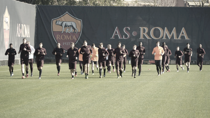 Roma, la squadra si riposa in vista della Samp. Ore calde per Defrel
