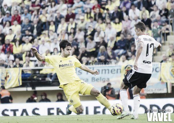 Villarreal - Valencia: puntuaciones del Villarreal, jornada 10 de la Liga BBVA