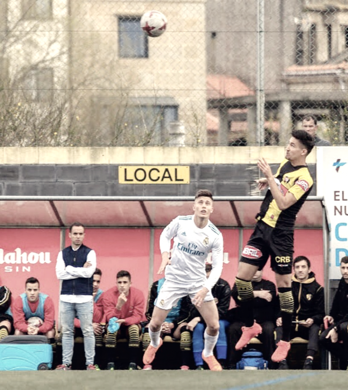 Pablo Trigueros, segundo refuerzo de la Deportiva