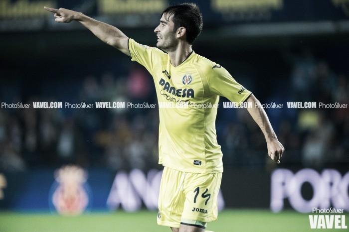Manu Trigueros elegido por la afición como el mejor jugador ante el Celta