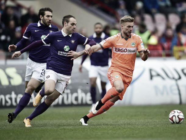 Erzgebirge Aue 0-0 Greuther Fürth: Dull Match Ends In Scoreless Draw