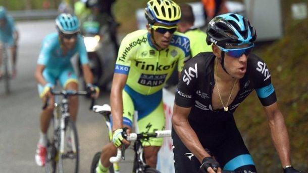 Giro 2015 : Le résumé des étapes 1 à 6