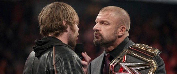 Triple H Faces A Huge WrestleMania 'Roadblock'