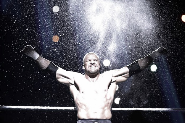 Triple H signs new deal to wrestle