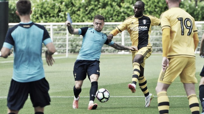 Spurs defeated by Fulham in second behind-closed-doors friendly