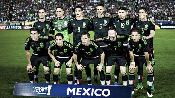 Estados Unidos - México: puntuaciones México, repechaje Confederaciones