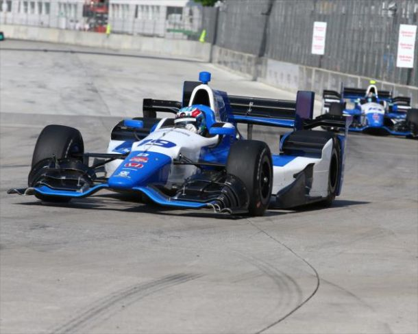 IndyCar: Mann, Vautier In For Coyne At Fontana