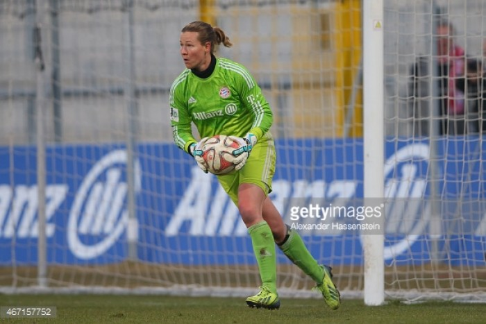 FC Bayern München 1-0 1. FFC Frankfurt: Bavarians victorious after another tight game