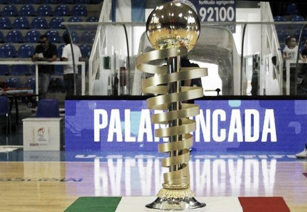 Basket, parte anche la serie A2: il programma della prima giornata