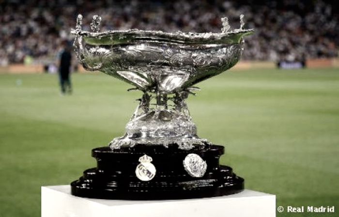 Real Madrid vs Fiorentina en el Trofeo Bernabéu 2017 (2-1)