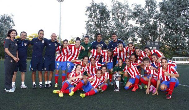 Atleti Féminas 2014/15: ilusión sin límites
