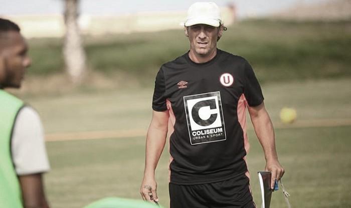 """Pedro Troglio: """"Mi contrato con Universitario es de domingo a domingo"""""""