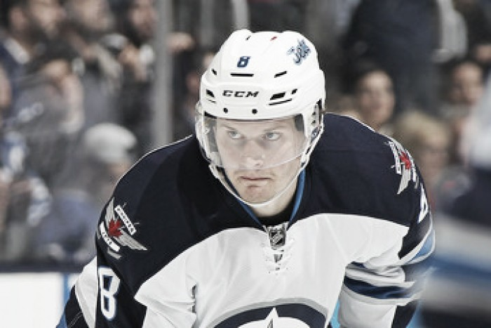 Jets defenceman requests trade
