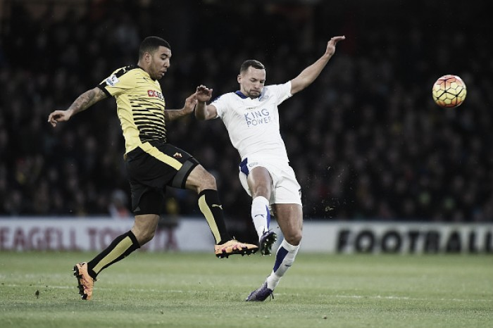 Captain Troy Deeney is ready for Arsenal fight