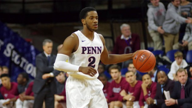 Penn Quakers' Comeback Bid Falls Just Short In Final Minute Of 65-59 Loss To Navy Midshipmen
