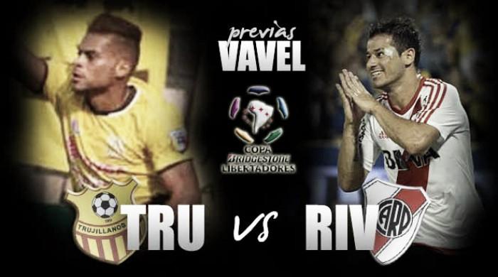 River Plate venció por 4 a 3 a Trujillanos y ganó su grupo