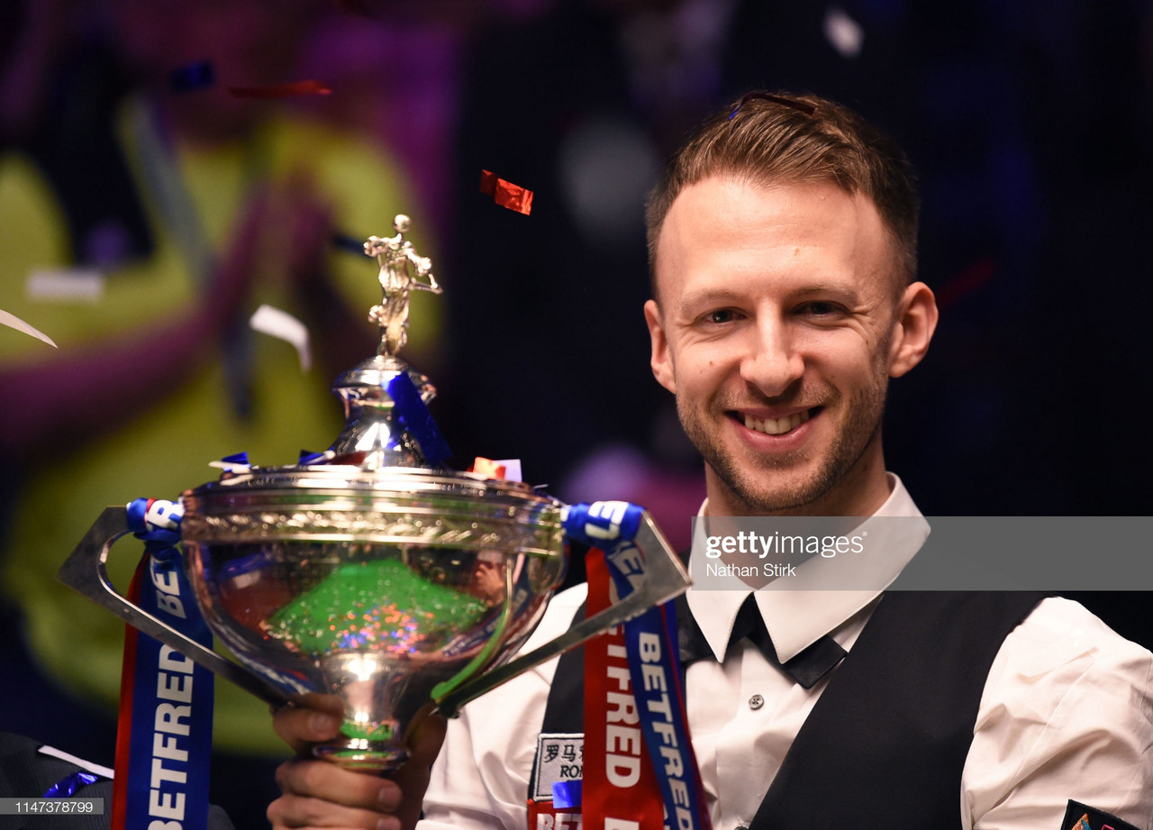 Judd Trump: How the World Champion became the Ace in the Pack