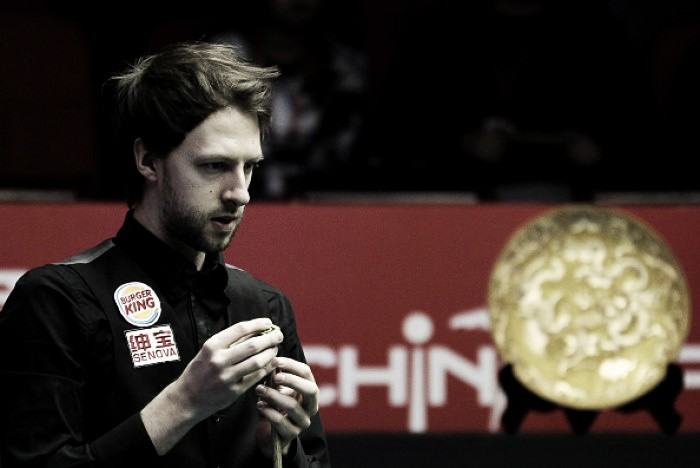 Judd Trump cruises to victory in the China Open