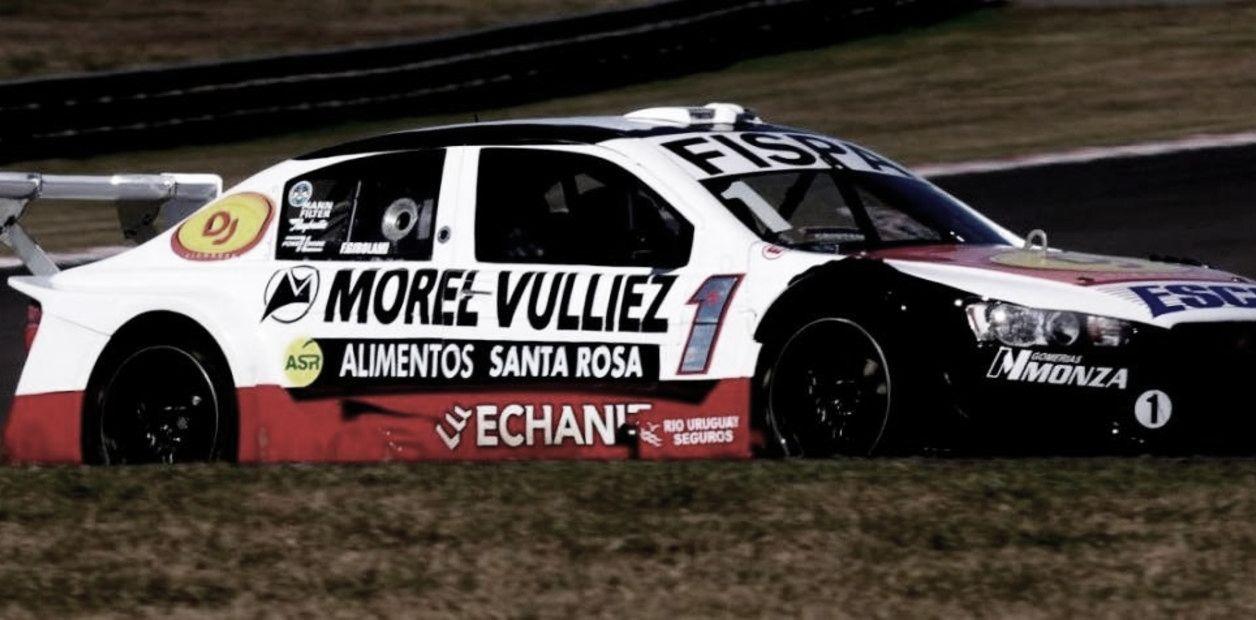 TRV6: Franco Girolami dueño de la pole en Termas de Río Hondo