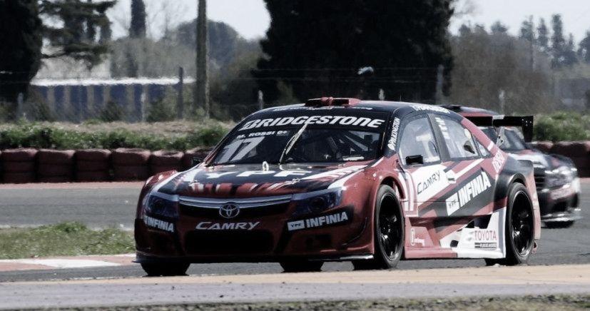 TRV6: Matías Rossi sumó la tercera pole consecutiva en Olavarría