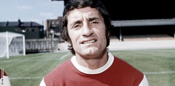 Where does Frank McLintock rank amongst Arsenal's greatest captains?