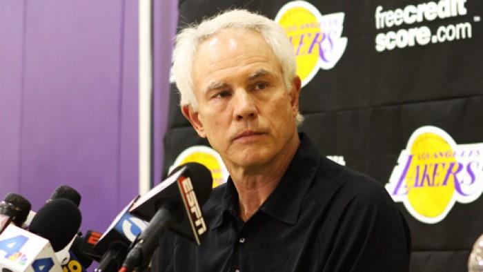 """NBA, parla Kupchak: """"Per noi, Lottery decisiva"""""""