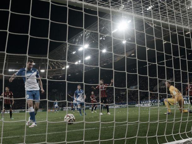 1899 Hoffenheim 3-2 Eintracht Frankfurt: Late Firmino strike gives Hoffenheim all three points