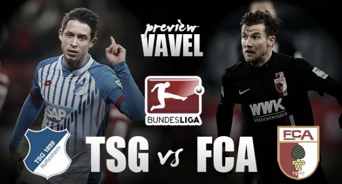 TSG 1899 Hoffenheim - FC Augsburg Preview: A match where both teams need three points