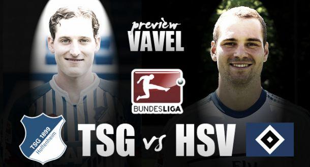 TSG 1899 Hoffenheim - Hamburger SV Preview: Gisdol's men desperately trying to find their form