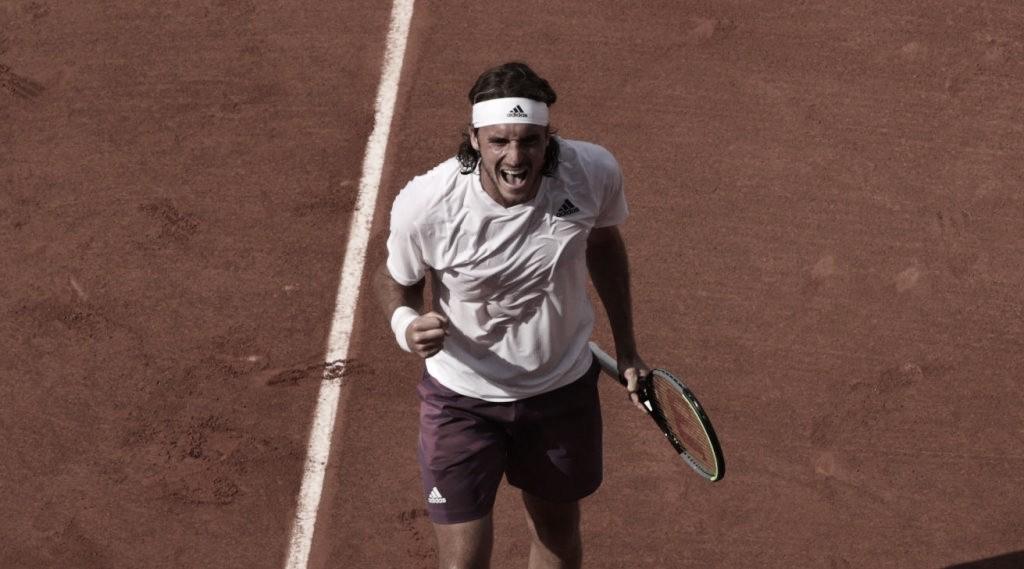 Tsitsipas domina Pedro Martínez e segue em Roland Garros 2021