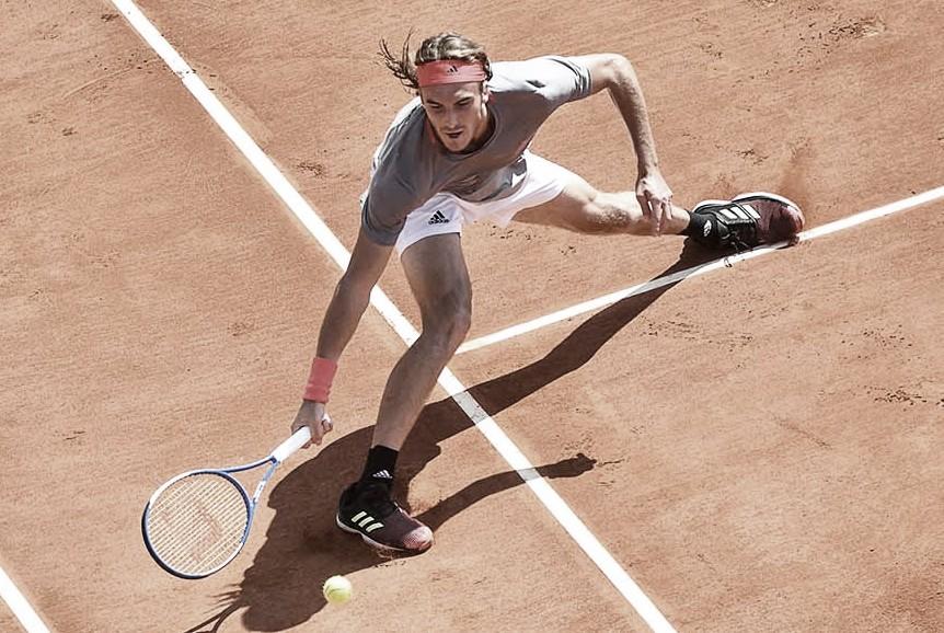 Tsitsipas supera Kukushkin e enfrenta 'desafeto' Medvedev na próxima rodada em Monte Carlo